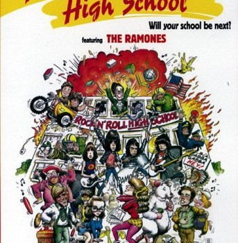 Rockinmovies: Rock 'n' Roll High School