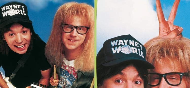 Rockinmovies: Wayne's World 2