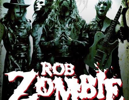 Rob Zombie erneut in Deutschland!