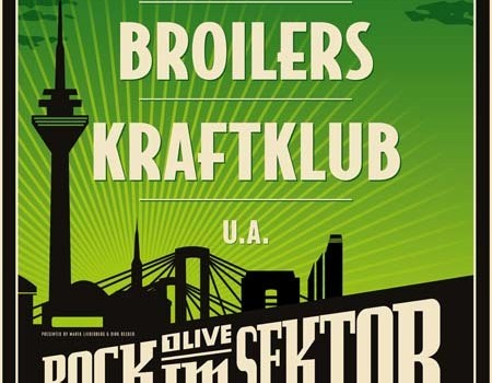 Rock im Sektor in Düsseldorf, Festival-Highlight mit Linkin Park, Broilers und Kraftklub