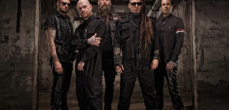 FIVE FINGER DEATH PUNCH: Voting-Kampagne Europa-Tour mit PAPA ROACH