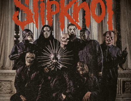 "Slipknot live! Aktuelles Album ""5: The Gray Chapter"""