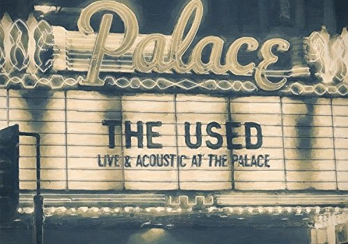 Rockinrecords: The Used – Live & Acoustic at The Palace
