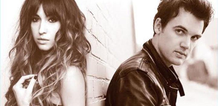 Kate Voegele und Tyler Hilton auf Tour in Europa