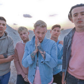 Deaf Havana – im November als Support von Nothing But Thieves auf Tour