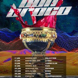 Don Broco  – Neues Musikvideo und Tour in 2019