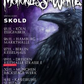 Motionless In White auf The Disguise-Tour!